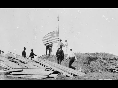 Photographs of the American Invasion of Guantanamo Bay During the Spanish-American War (1898)