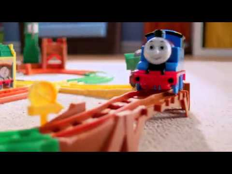 Bộ xe lửa Thomas Fisher Price
