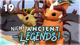 Melting Away the Illusions!   Niche Let's Play • Ancient Legends - Episode 19