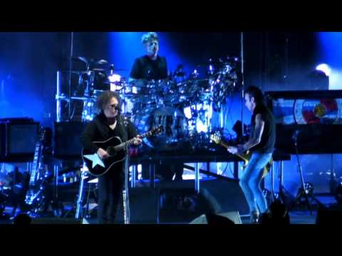 The Cure - OUT OF THIS WORLD @ Hollywood Bowl 05-24-16