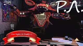"""""""Реакции Летсплейщиков"""" на Первую Смерть от Лисы(Волка) из Five Nights At Freddy's 2"""