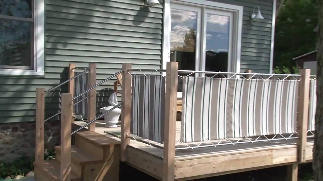 Stainless Steel Fence