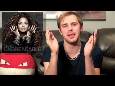 Janet Jackson - Unbreakable - Album Review