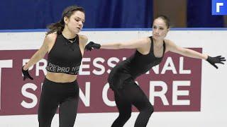 Медведева и Загитова не вошли в состав сборной России на олимпийский сезон