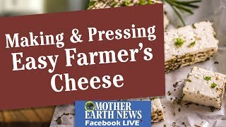 Making and Pressing Easy Farmer
