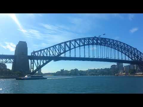 Australia Sydney Harbour Travel Hack