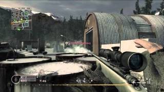 PS3 :: Primera partida a sniper y mi primer clipaso!!!