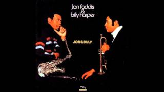 Jon Faddis & Billy Harper ~ Ballad For Jon Faddis