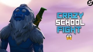 Crazy School FIGHT!