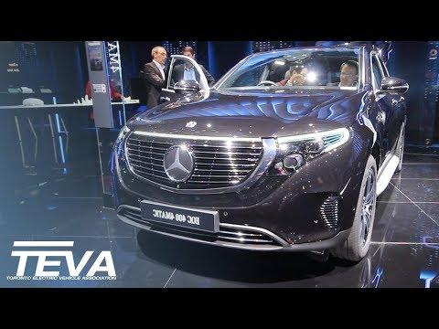 2020 Mercedes-Benz EQC | TEVAshow (2018 Paris Motor Show)