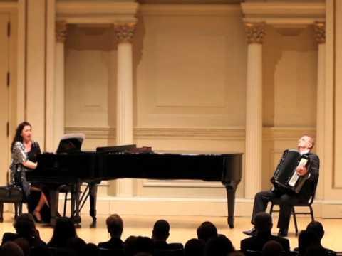 Carnegie Hall: Jadranka Jovanovic - Matvei Blanter