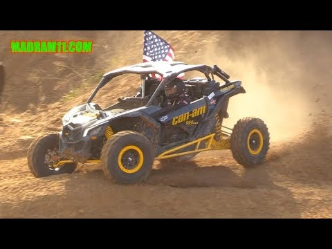 UTVS HIT THE GREAT WALL OF BIKINI BOTTOMS OFFROAD PARK