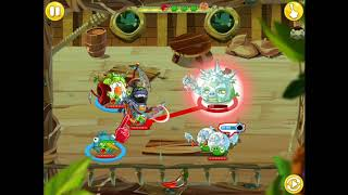 Battle that went really well AngryBirds Epic