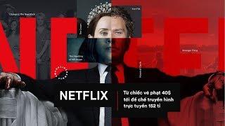 Netflix hãng phim từ 40- bị phạt và phát triển toàn cầu - Phần 1 về phim netflix đáng xem