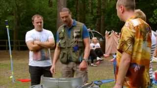 Corrie On Camping, with Paddy McGuinness! | ITV