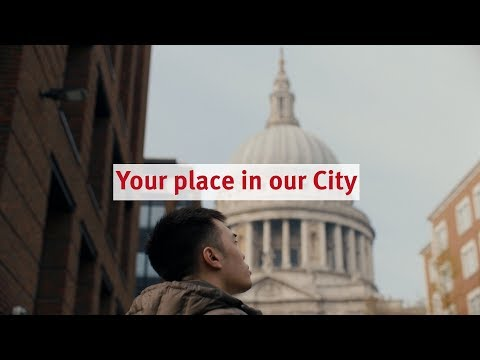 City, University Of London: Your Place In Our City