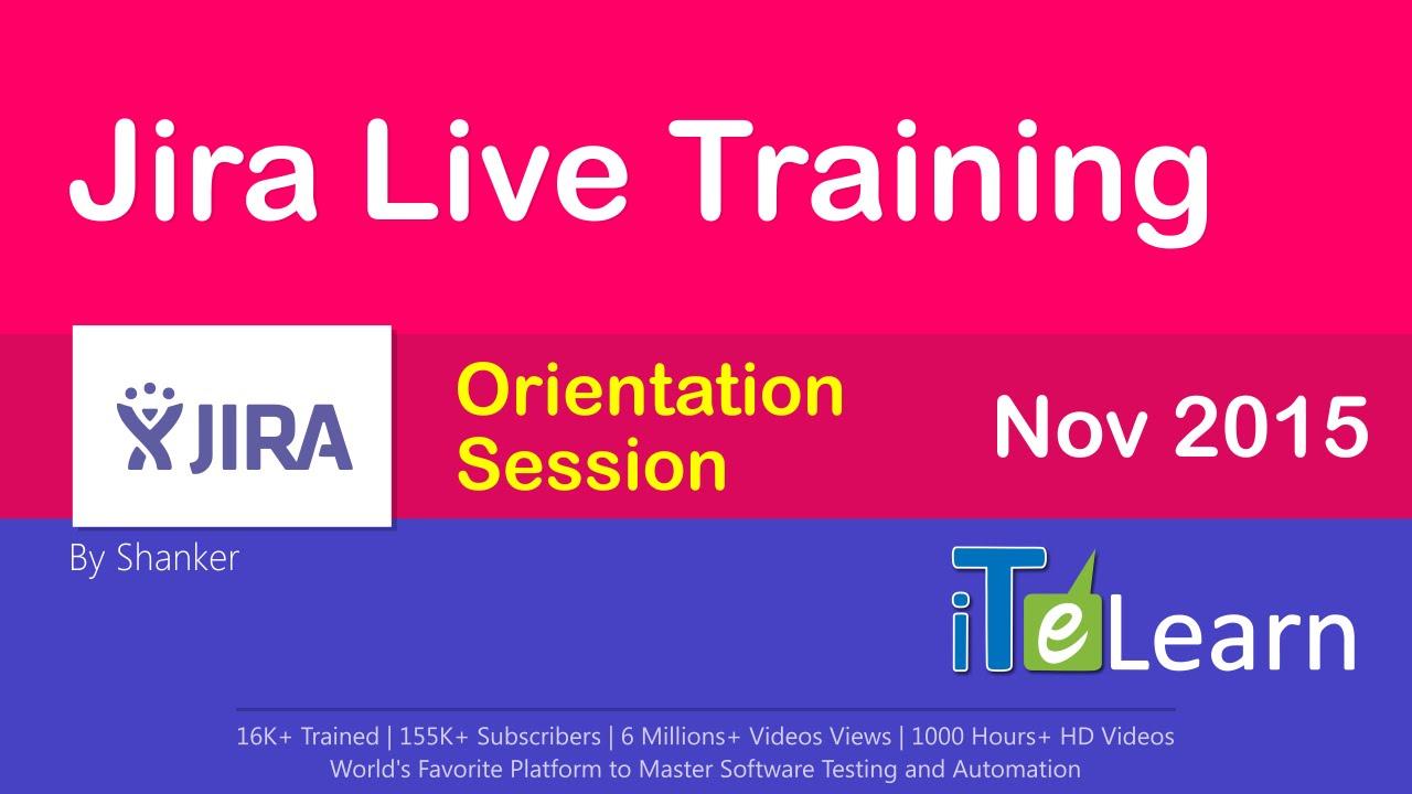 JIRA Training videos - iTelearn