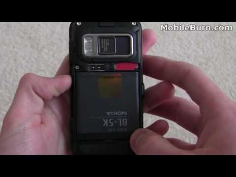 Nokia N86 8MP review - part 1 of 3