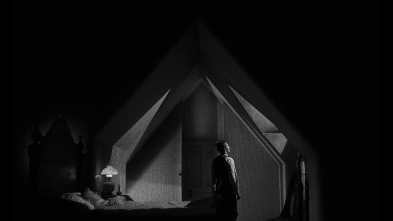 a report on the night of the hunter a 1955 film noir by charles laughton Play and listen the guys discuss the 1955 classic the night of the hunter directed by charles laughton and starring robert mitchum its a haunting thriller that is.