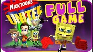 Nicktoons Unite Walkthrough Longplay FULL GAME (PS2, Gamecube)