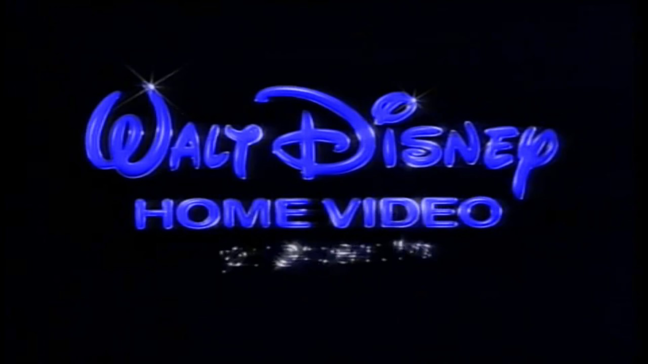 1505 Blue Walt Disney Home Video 1986 Request Youtube