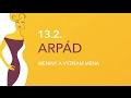 Dňa 13.2. oslavuje meniny ARPÁD, význam mena - VLOG #048