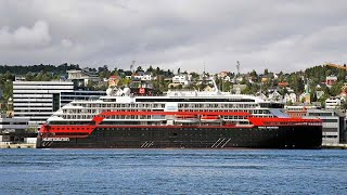 Norway restricts large cruise ship arrivals after recent coronavirus outbreaks