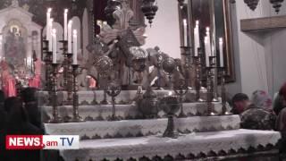 Սուրբ Հարության պատարագը՝ Մայր տաճարում