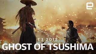 Ghost of Tsushima's Historical Accuracy at E3 2018