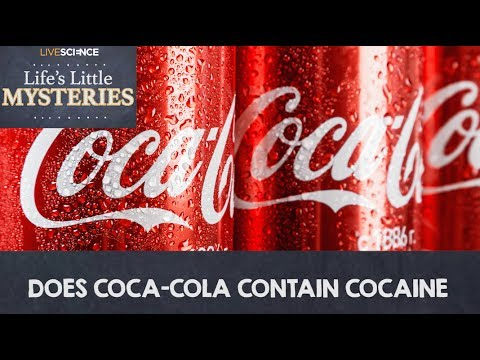 Does Coca-Cola Contain Cocaine?