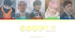 SECHSKIES (젝스키스) - COUPLE (Color Coded Lyrics Han|Rom|Eng|Es…