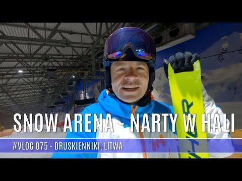 Ski Arena Druskienniki - czyli narty w hali