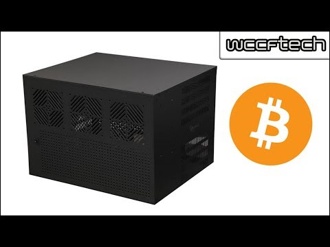 Rosewill BM 600 Cryptocurrency Mining Case Build