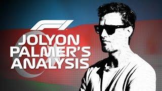 Jolyon Palmer Analyses Leclerc's Qualifying Crash and More! | 2019 Azerbaijan Grand Prix