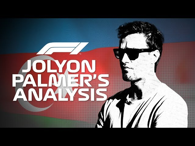 Jolyon Palmer Analyses Leclerc's Qualifying Crash and More!   2019 Azerbaijan Grand Prix