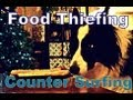 Counter Surfing & Stealing Food - The Forbidden Fruit Syndrome