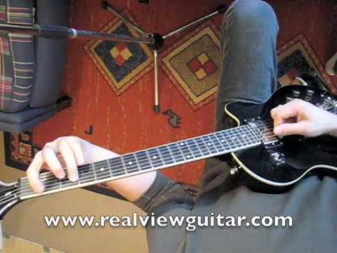 How To Play Green Day Brain Stew Guitar Lesson Beginner - YouTube