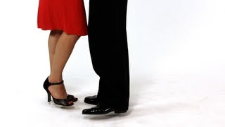 How to Do the Cross System Basic | Argentine Tango