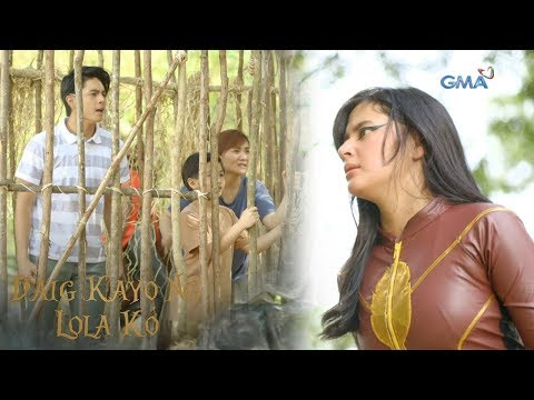 Daig Kayo Ng Lola Ko: Giging's loved ones get abducted | Episode 93