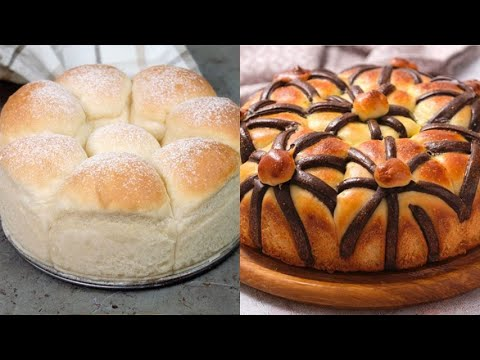 So soft and sweet that they will amaze you These brioches are ideal for a snack and breakfast