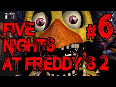 Five Nights at Freddy's 2   60 FPS: QUINTA NOCHE!!! - Gameplay Español Parte 6