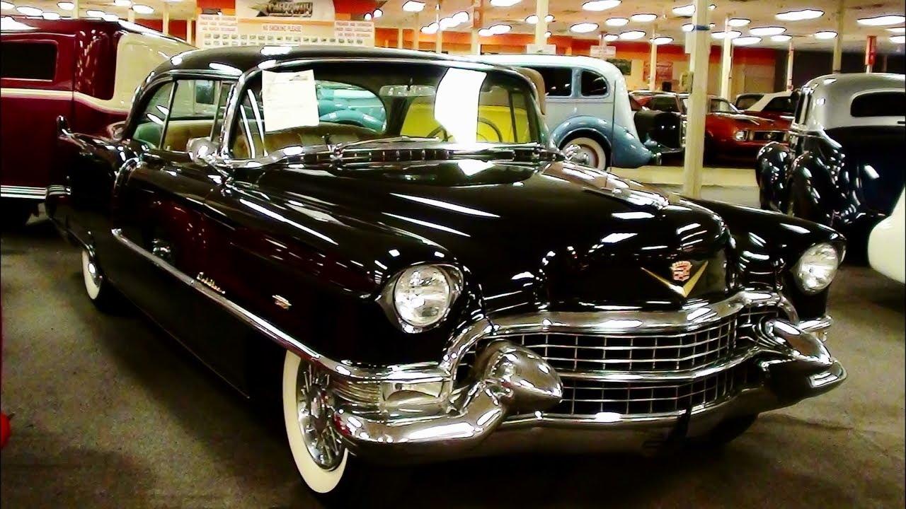 1955 Cadillac Coupe De Ville 331 V8 Vintage Classic Automobile
