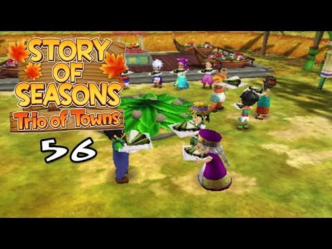 Let's Play Story of Seasons: Trio of Towns 56: Spirit Festival