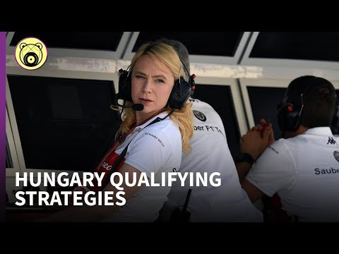 ChainBear Explains: Qualifying in Hungary - Strategies for a wet qualifying session