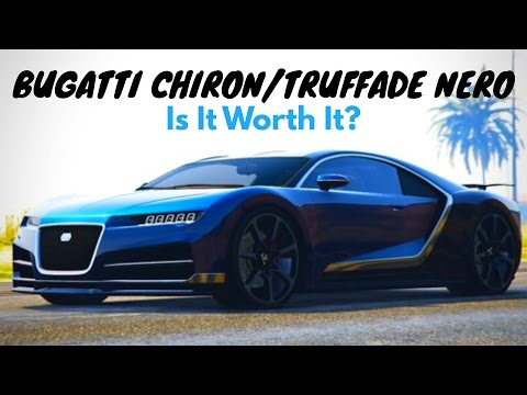 Bugatti Chiron/Modified Truffade Nero Review - Is It Worth It? - GTA Online Festive Surprise 2016