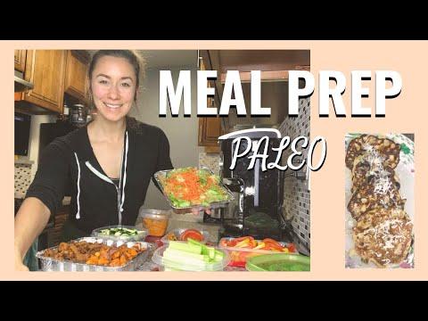 FULL PALEO MEAL PREP | 30 days of The Paleo Diet
