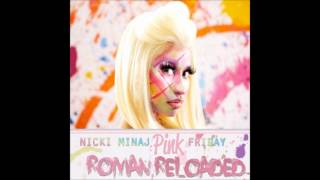 Nicki Minaj Ft. Rick Ross & CamRon - I Am Your Leader (Instrumental)