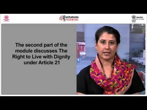 The right to education in indian constitution and case law