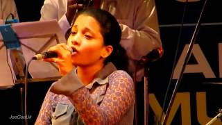 Karishma Chari singing Tuzo Mog (Chris Perry, Lorna)
