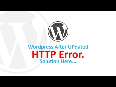 HTTP Error | WordPress Image Uploading